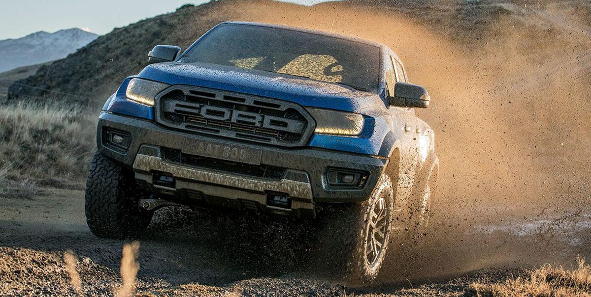 2018 值得期待新车: Ford Ranger Raptor