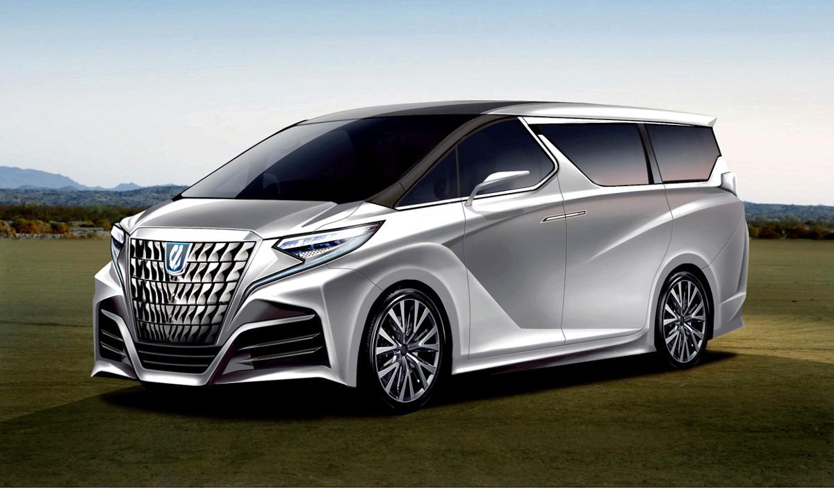 TNGA 平台打造, Toyota Alphard 大改款 2020 年发表!