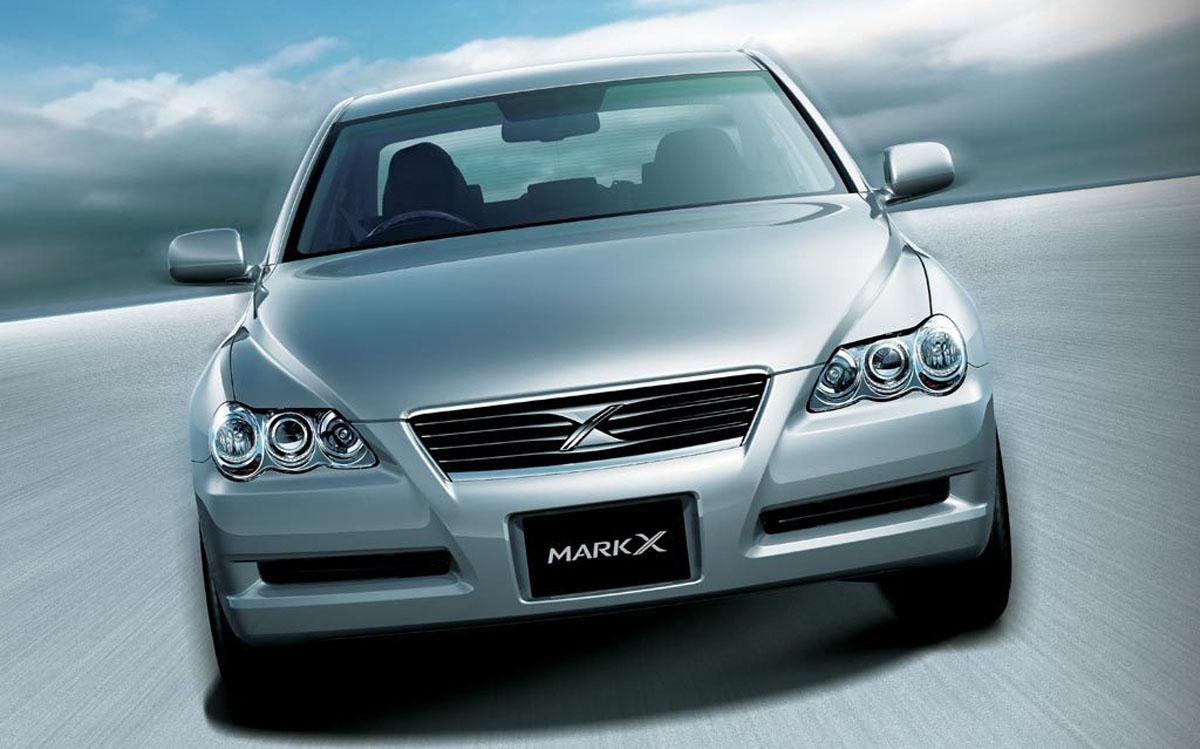 Toyota Mark-X 退出历史舞台,原厂不会再开发新一代车型!