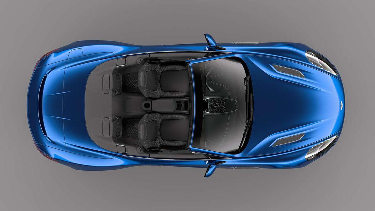 Aston Martin Vanquish 生产权被神秘中国汽车制造商收购?