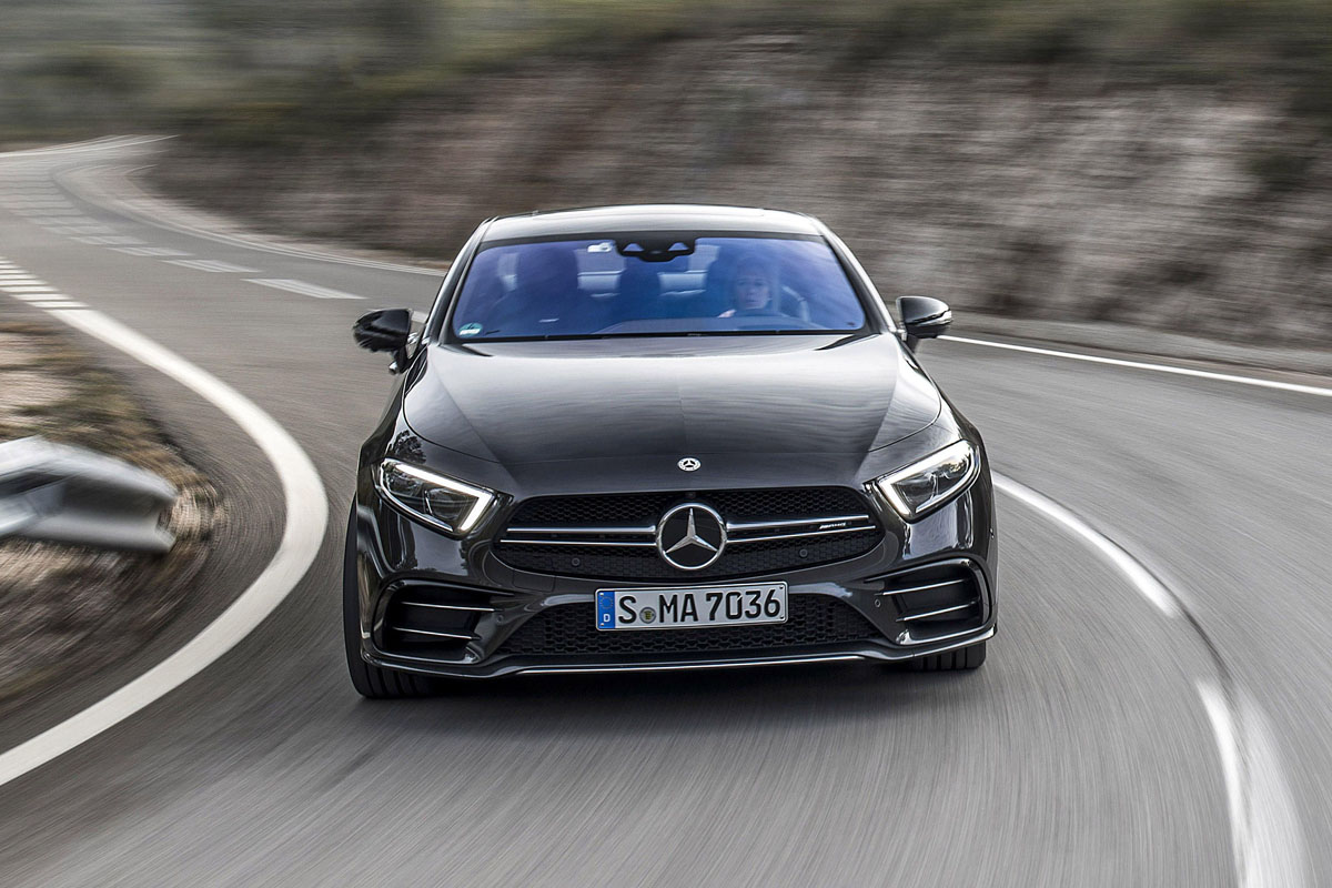 2019 Mercedes-Benz E Class 小改款将登场,外观更帅气?