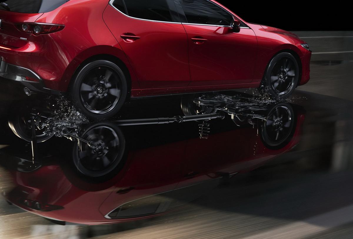 有的不止是颜值! 2019 Mazda3 数大特点!