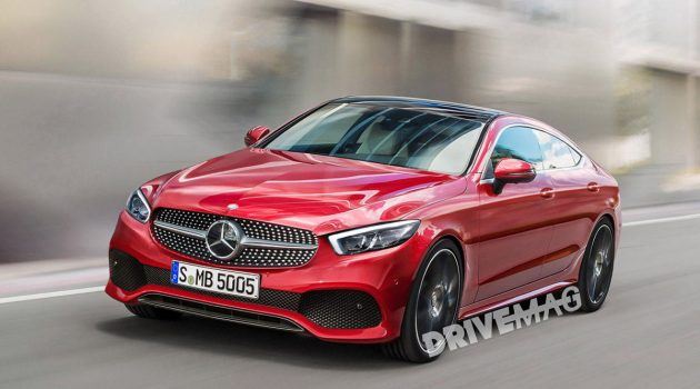 大改款 Mercedes-Benz C Class 即将登场,48V成标准配备!