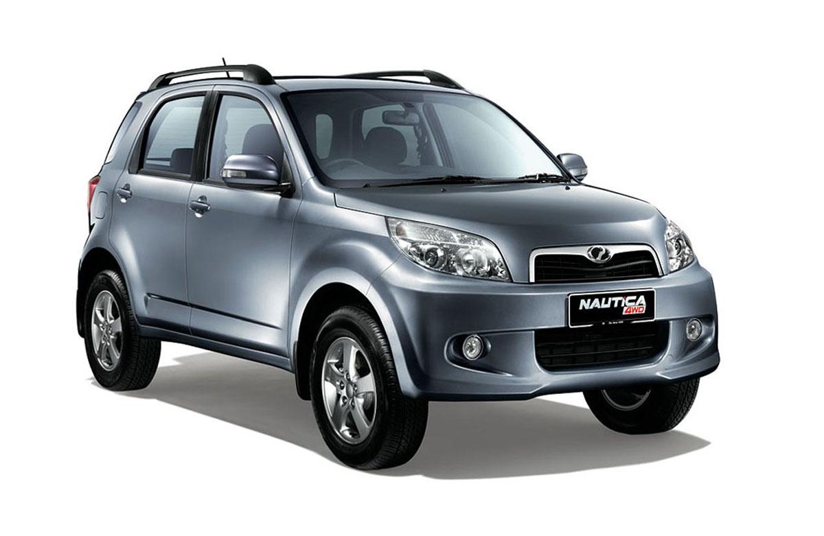 你不知道的事: Perodua 的三款SUV都跟 Terios 有关!