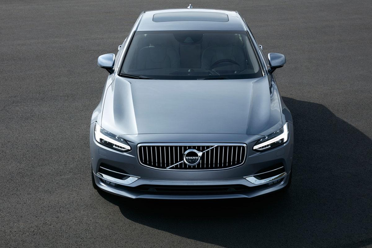Volvo S90 T5 开售,售价RM 338,888!