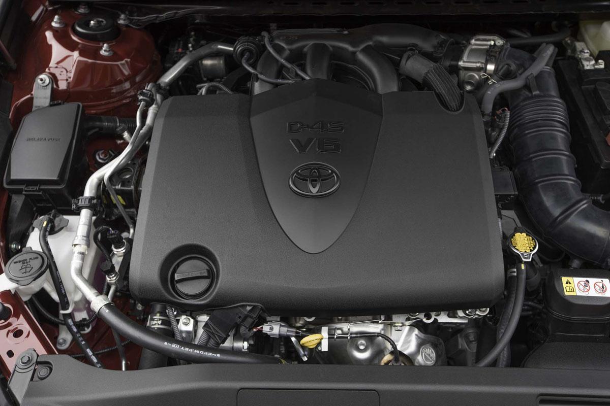 Toyota Camry XV70 TRD 高性能将现身洛杉矶车展!