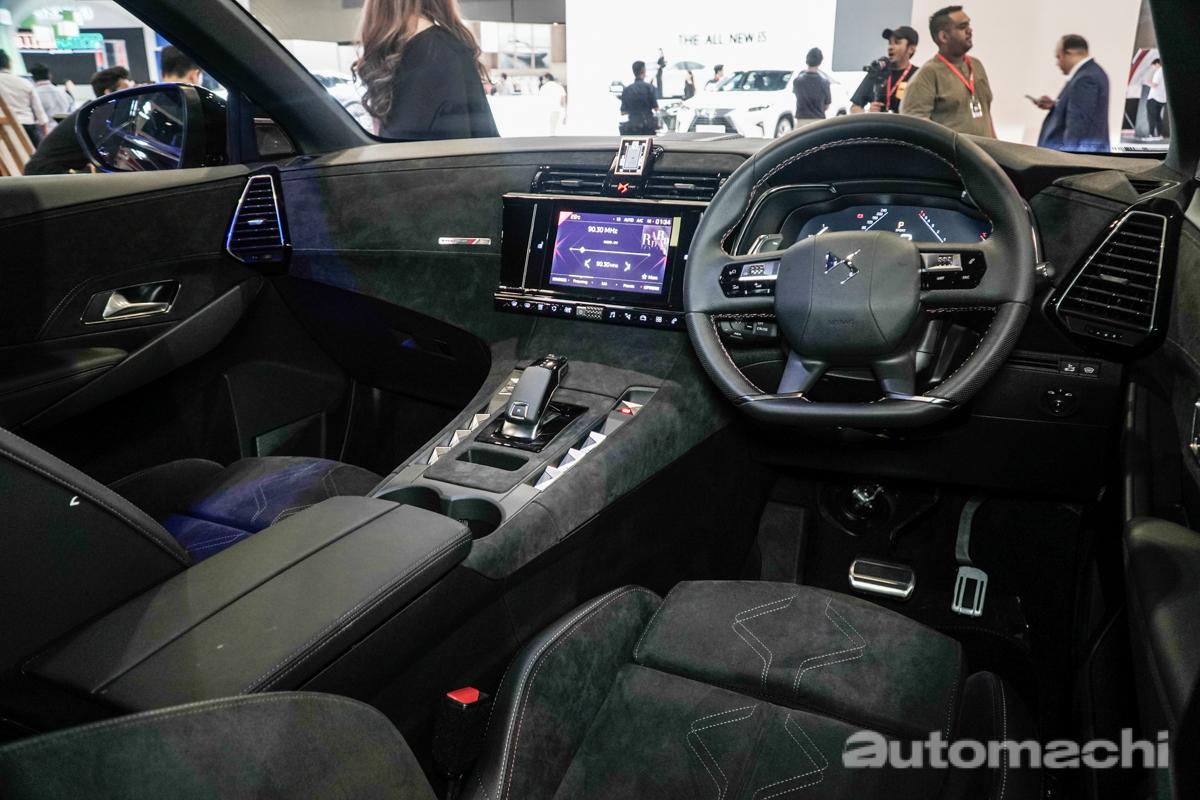 KLIMS 2018 : 法系旗舰, DS 7 Crossback 现身车展!