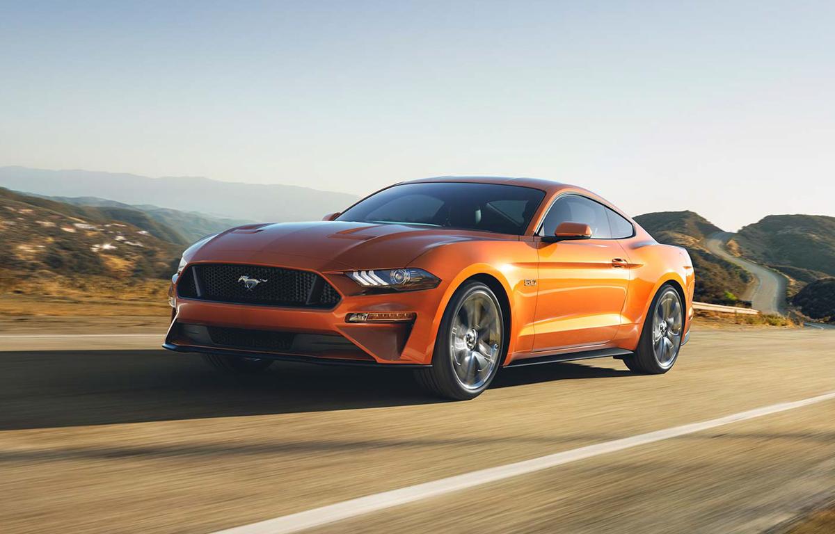 改搭10速自排,小改款 Ford Mustang 将亮相 KLIMS 2018 !