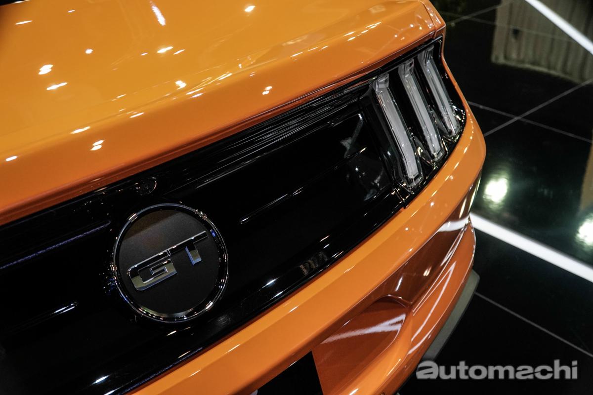 KLIMS 2018 :小改款 Ford Mustang 全国首秀,明年上市!