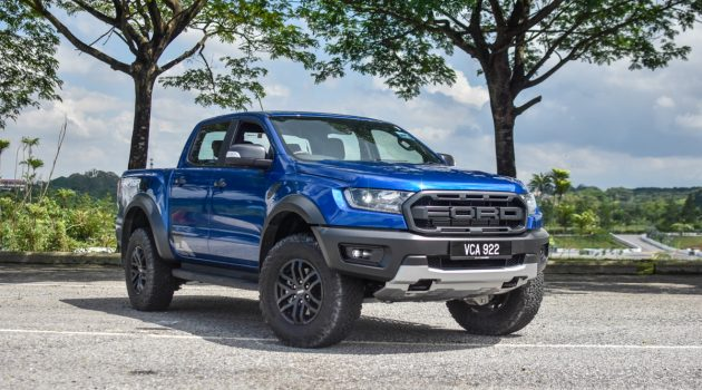 KLIMS 2018 : Ford Ranger Raptor 正式推介,售价 RM 199,888 !