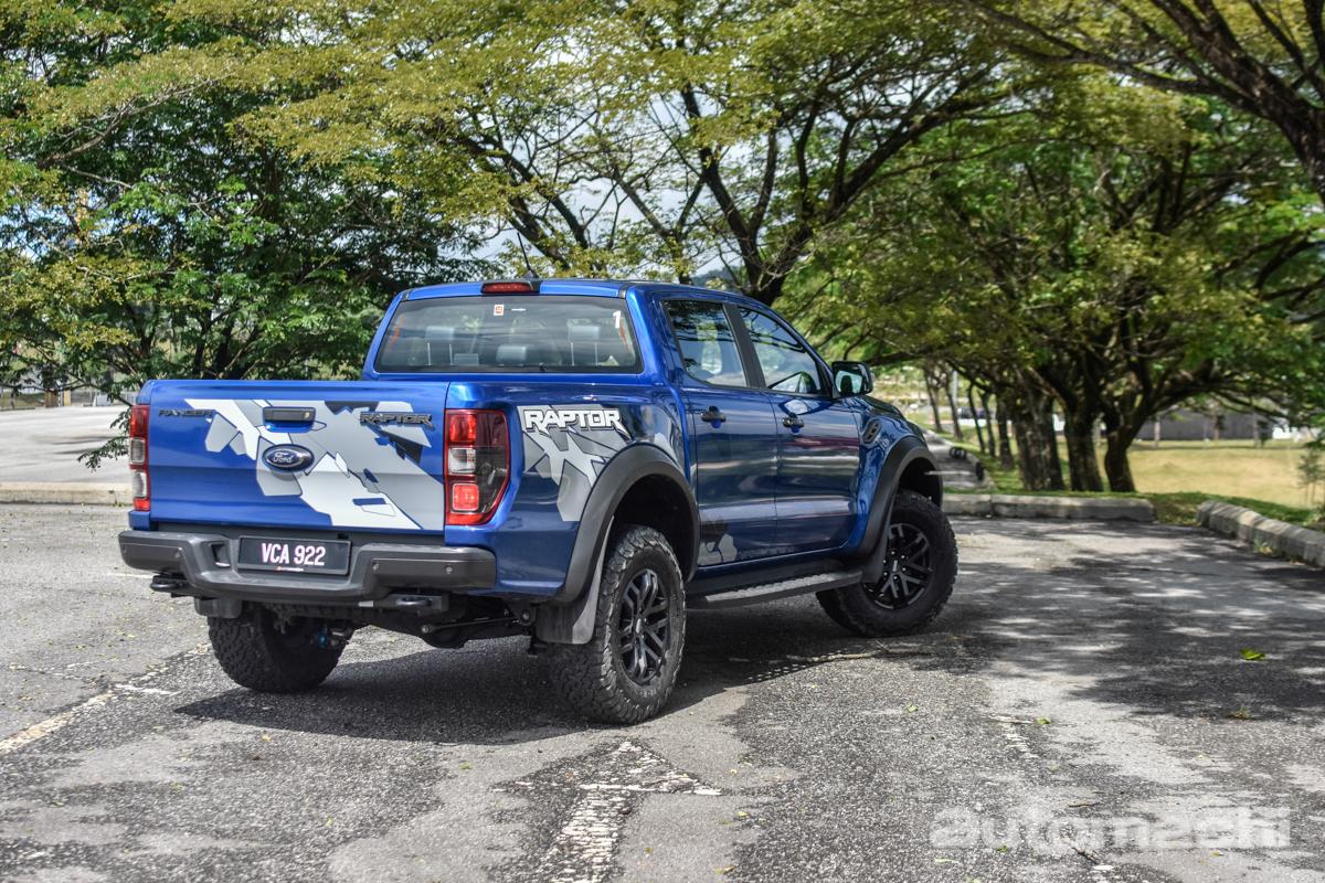 Ford Ranger Raptor ,猛禽终于来到大马!