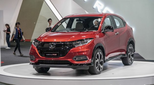 KLIMS 2018 : Honda HR-V RS 现身预览!