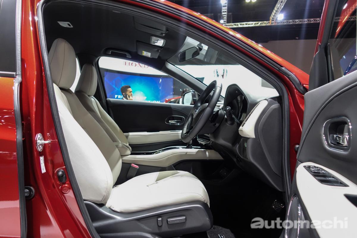 KLIMS 2018 : Honda HR-V RS 现身预览!