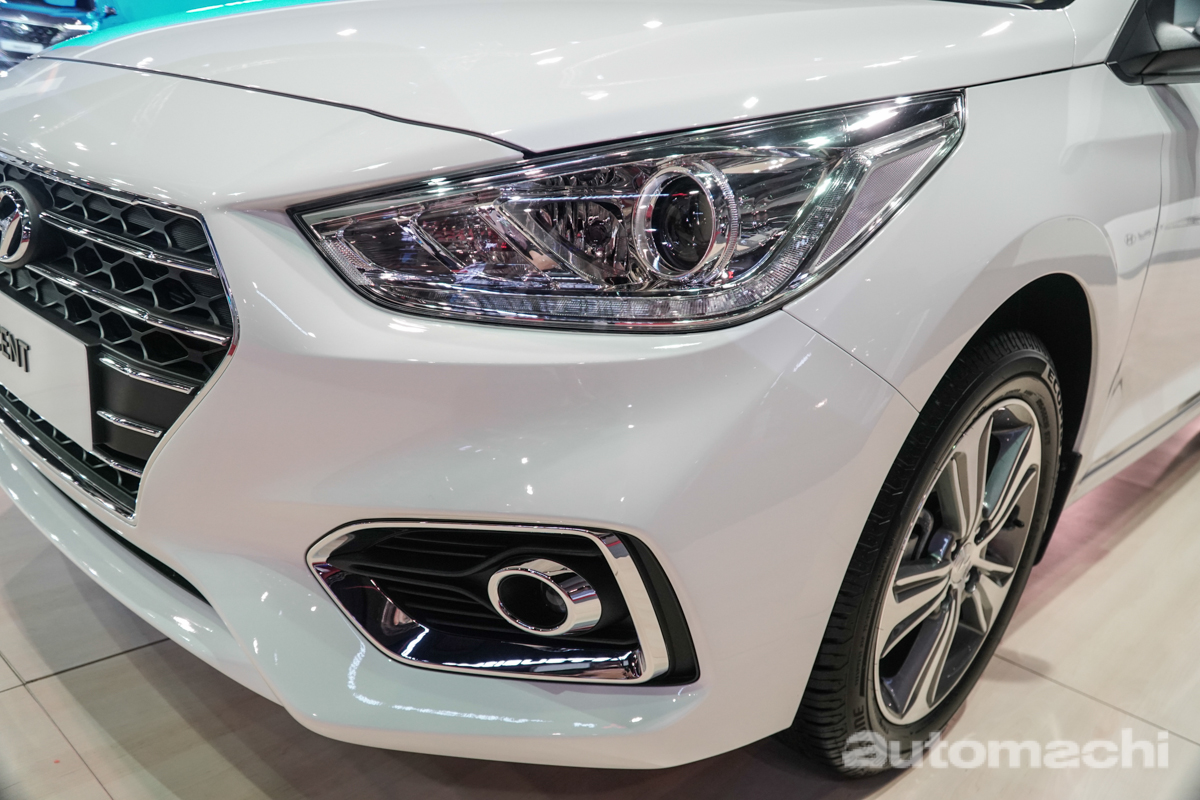 KLIMS 2018 : 2018 Hyundai Accent 现身大马!