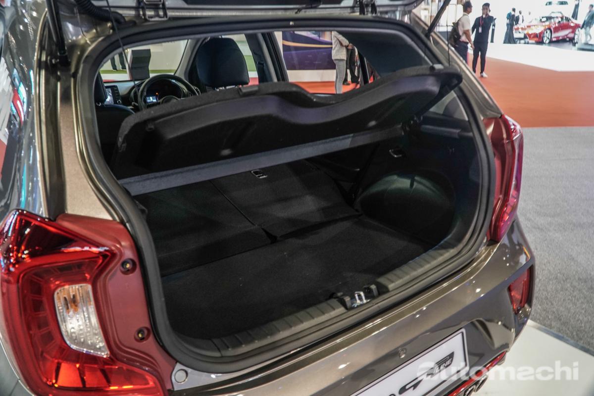 KLIMS 2018 : Kia Picanto GT-Line 现身,确定来马!