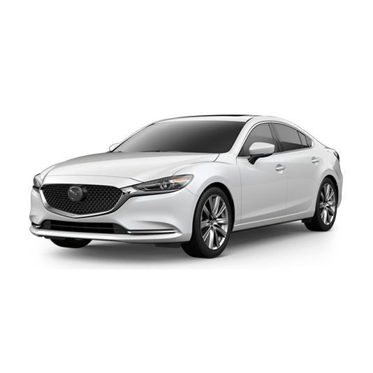 2018 Mazda6 2.2 SkyActiv-D Sedan