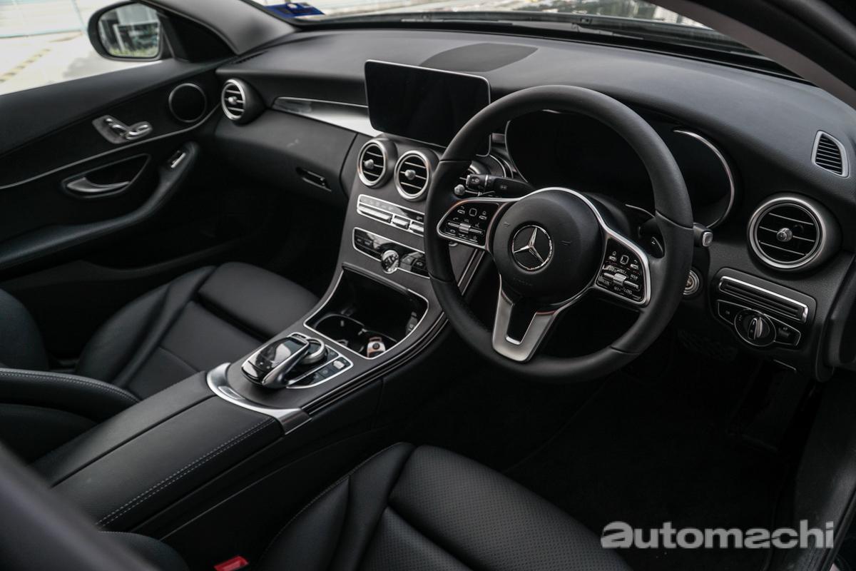 2018 Mercedes-Benz C-Class 正式发表,售价 RM 259,888 起跳!