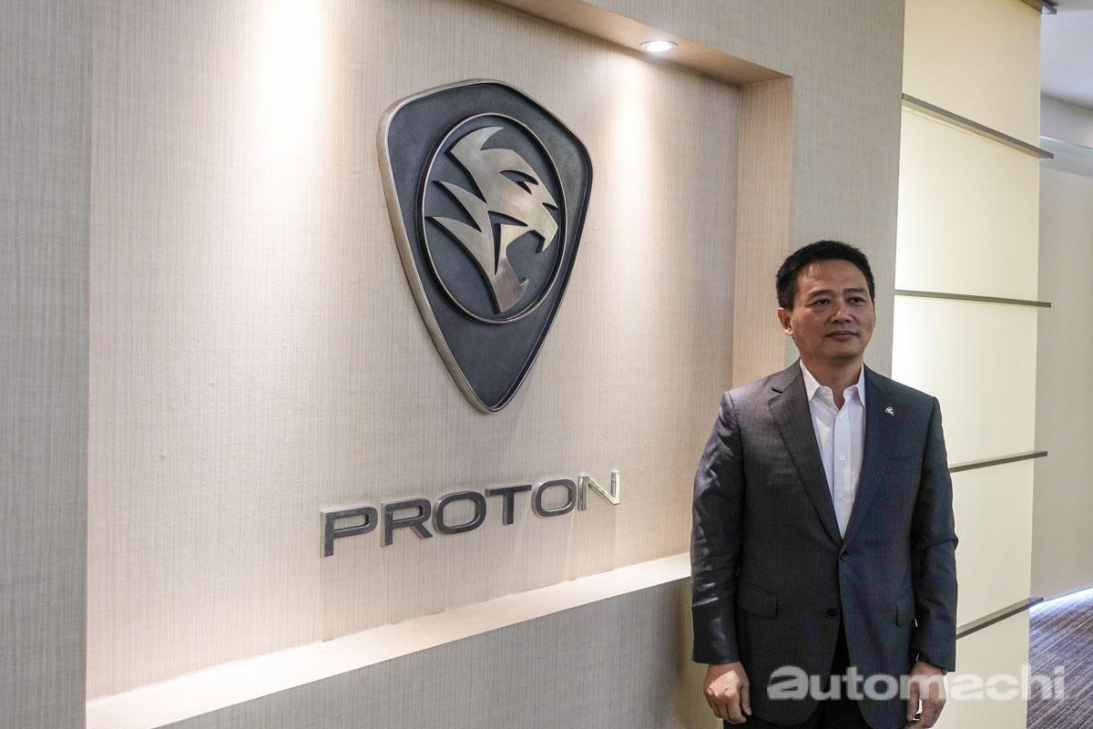 访问 Proton CEO 李春荣博士,了解 Proton 未来的动向(1)
