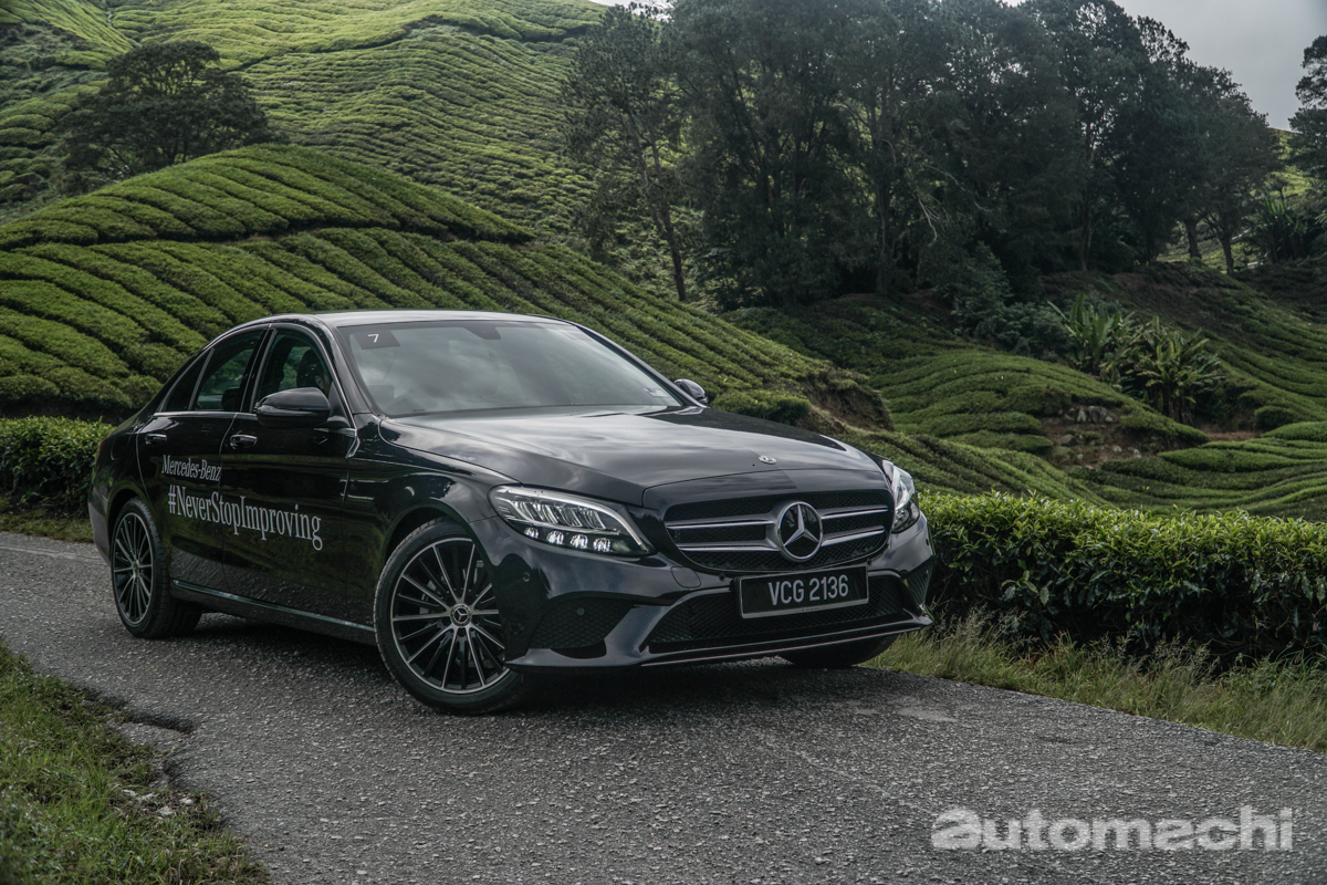2018 Mercedes-Benz C200 ,新动力组合让人惊喜!