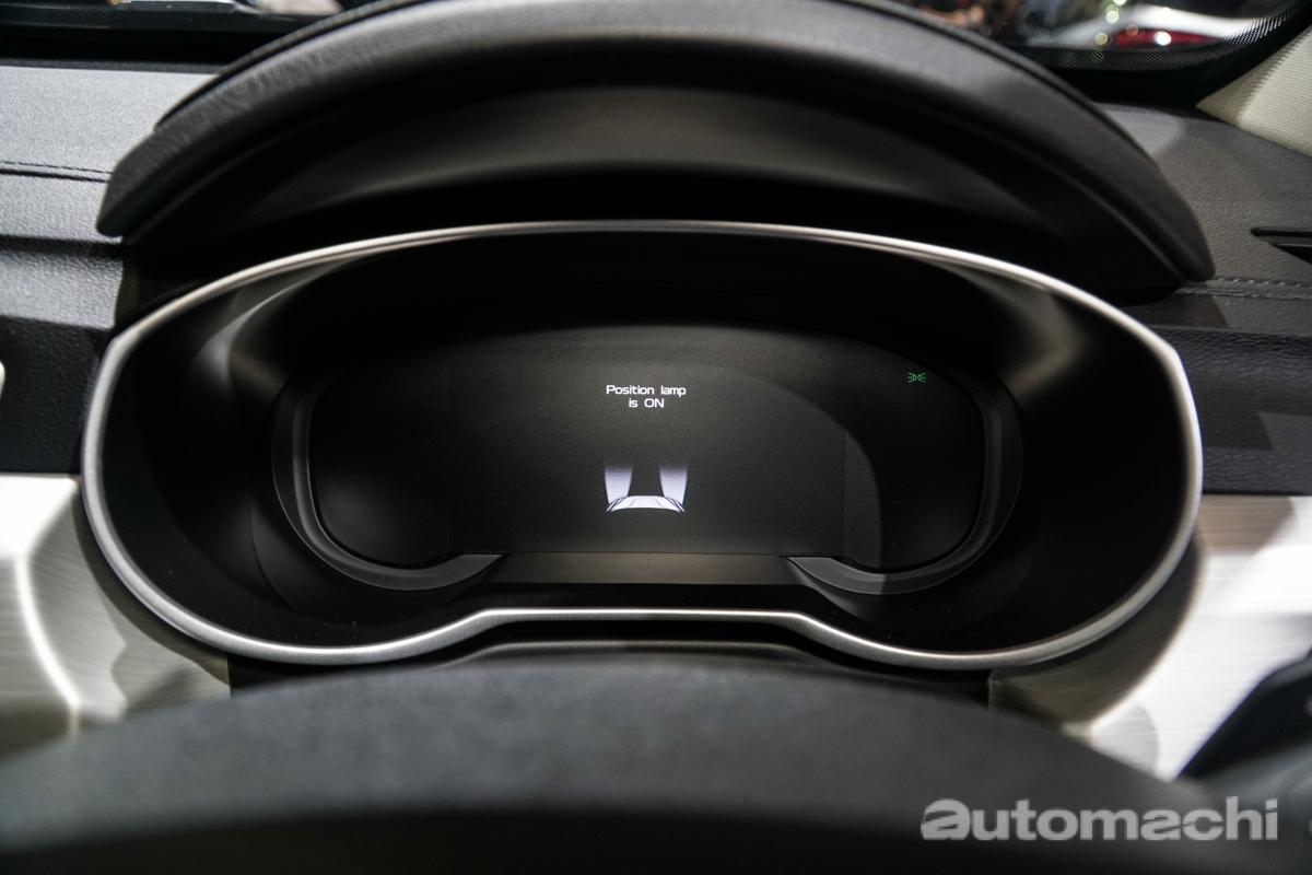 KLIMS 2018 : Proton X70 实车预览,顶级版换装19寸轮圈!