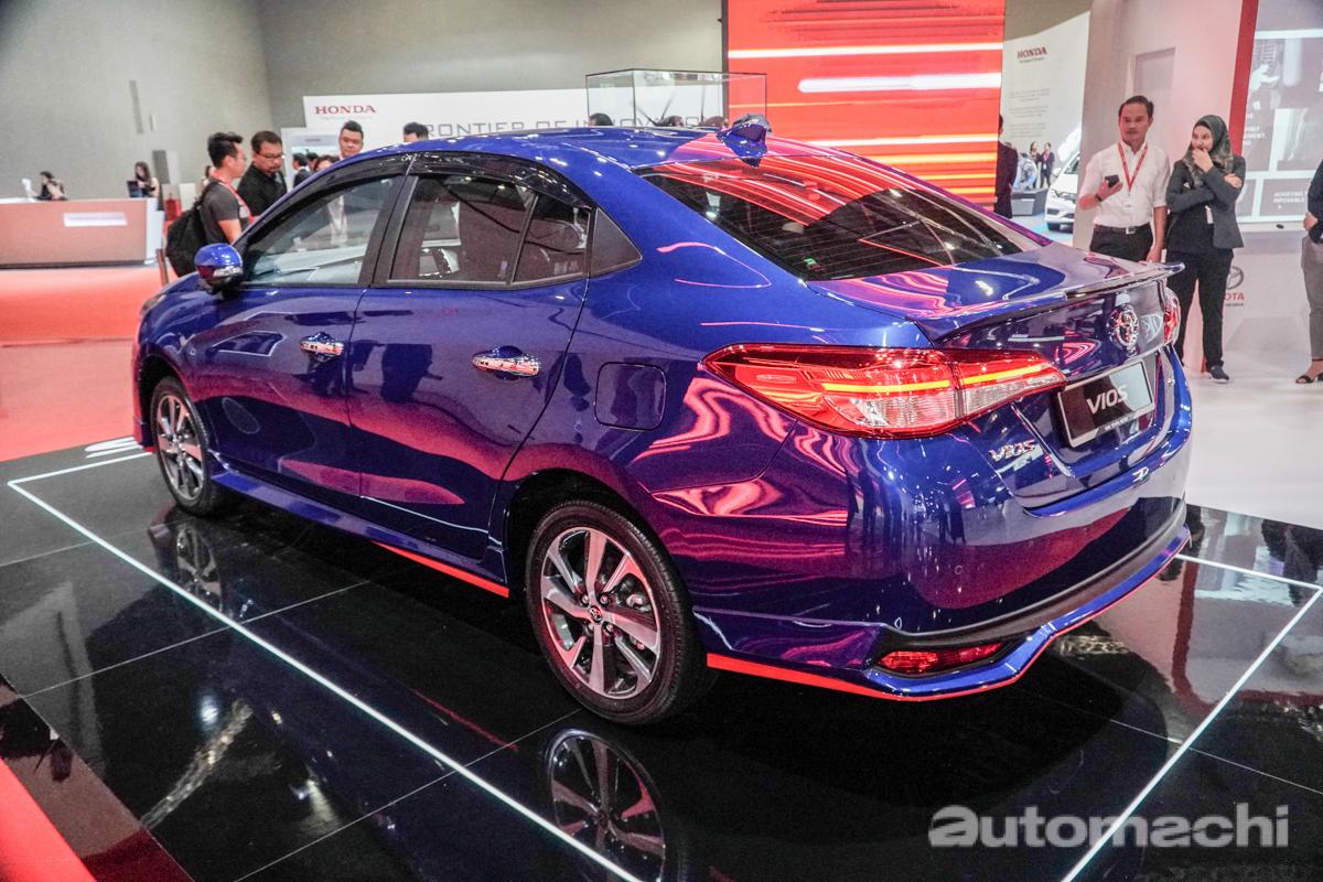 2018 Toyota Vios 预售价公布,RM 77,200 起跳!