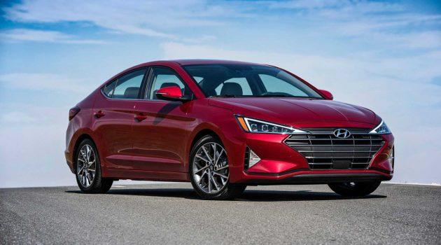 2019 Hyundai Elantra ,明年会来大马市场?
