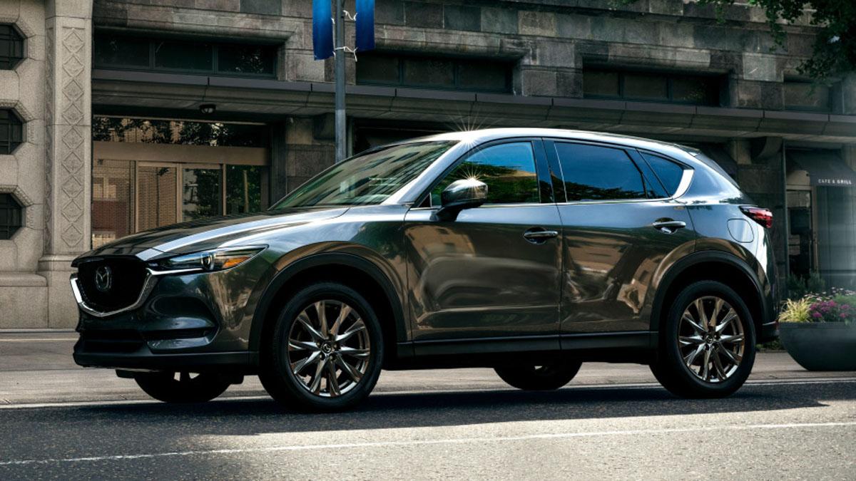 Mazda CX-5 2.5T 正式公布,最大马力250 Hp!