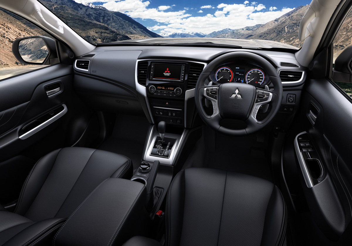 2019 Mitsubishi Triton 正式发表,改搭6速自排!