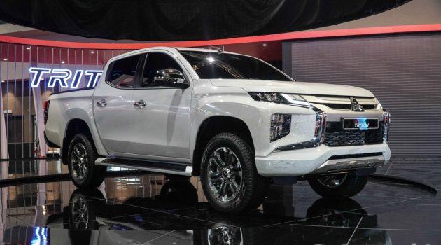 KLIMS 2018 : 2019 Mitsubishi Triton 马来西亚首发!