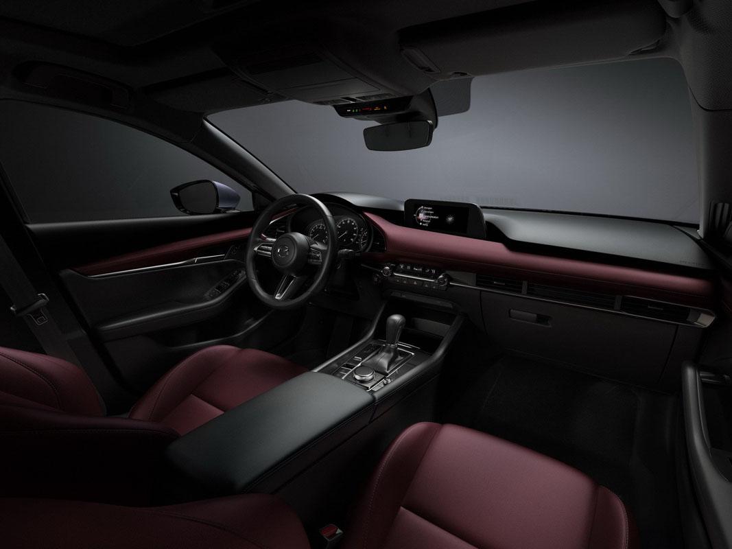 2019 Mazda3 登场,完全继承 Kai 概念车设计!
