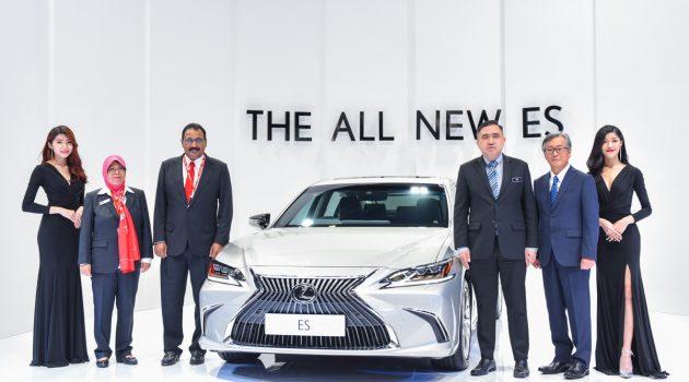 KLIMS 2018 : Lexus ES 气势登场!