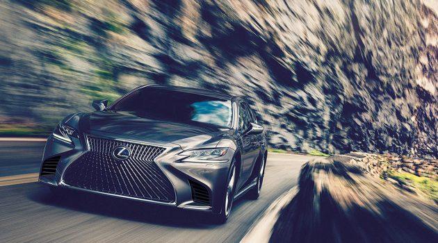 Lexus 的历史,一个平民品牌进军豪华市场的故事!