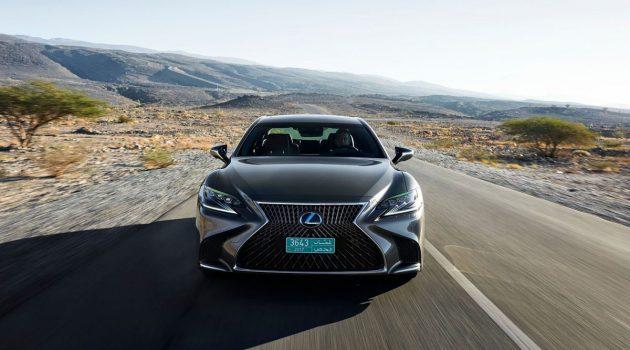 Lexus 的历史,一个平民品牌进军豪华市场的故事!(3)