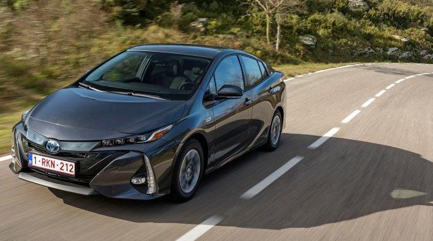 2019 Toyota Prius 小改款即将登场,采用 Prius Prime 的设计?