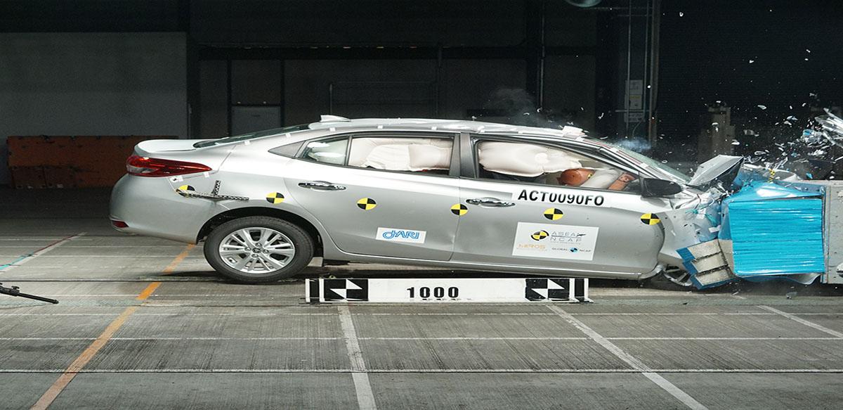 Toyota 因持续提升汽车安全性而受到 Asean NCAP 肯定!