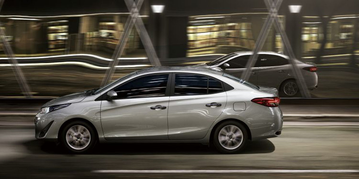 2019 Toyota Vios 将在这个月月尾公开预定!