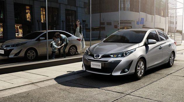 2019 Toyota Vios 宣传册子曝光,配备满满!