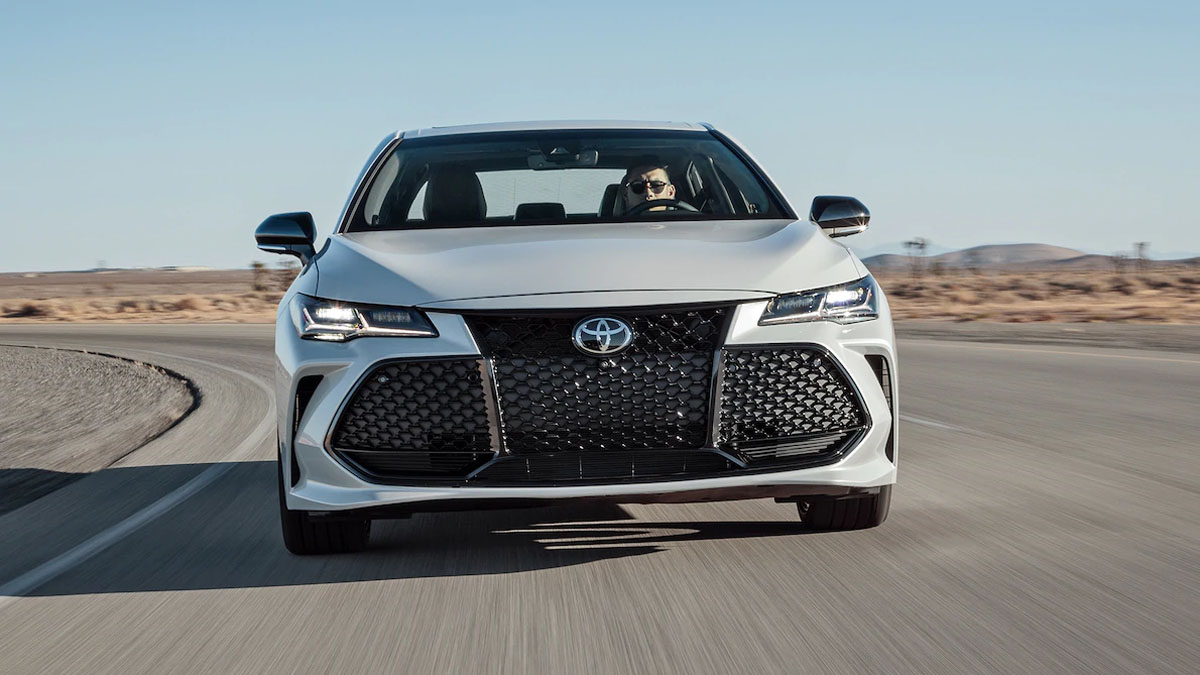 Toyota Avalon 亚洲版即将登场,改搭全新引擎配置!
