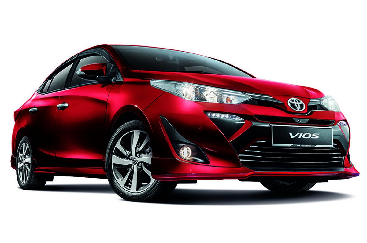 2018 Toyota Vios ,你不知道的细节!