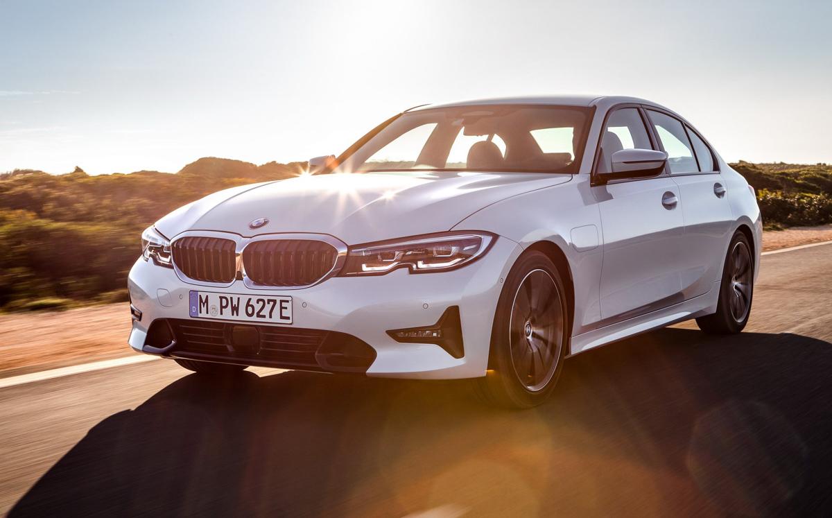BMW 330e G20 正式发表,最大马力达 292 hp!