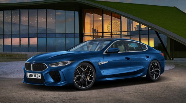 M家族的王者! BMW M8 正式确认会推出市场!