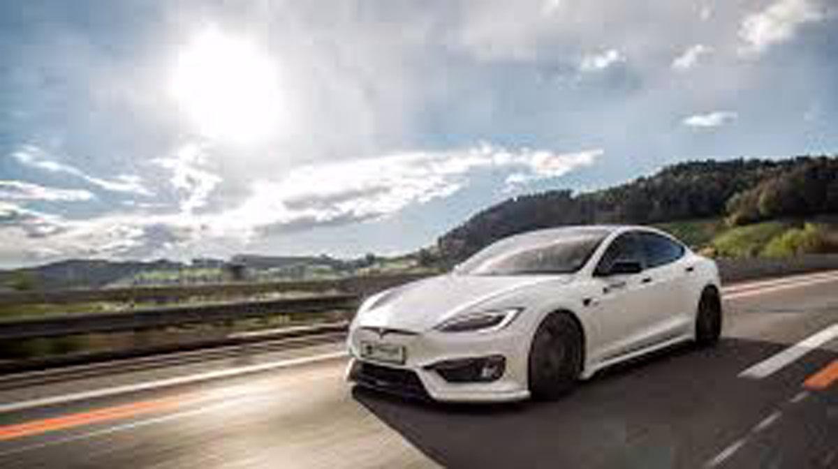 Tesla 市值超过600亿美元,首次超过 BMW !