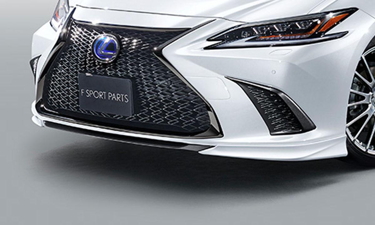 Lexus ES TRD 空力套件登场,家庭车也可以很帅气!