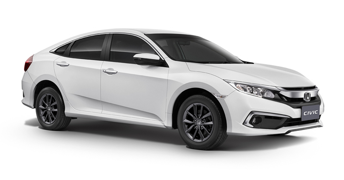 小改款 Honda Civic 亮相泰国,导入 Honda SENSING !