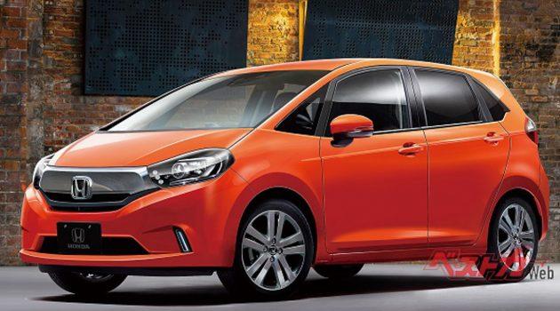 搭载1.0L涡轮引擎,新一代 Honda Jazz 长这样?