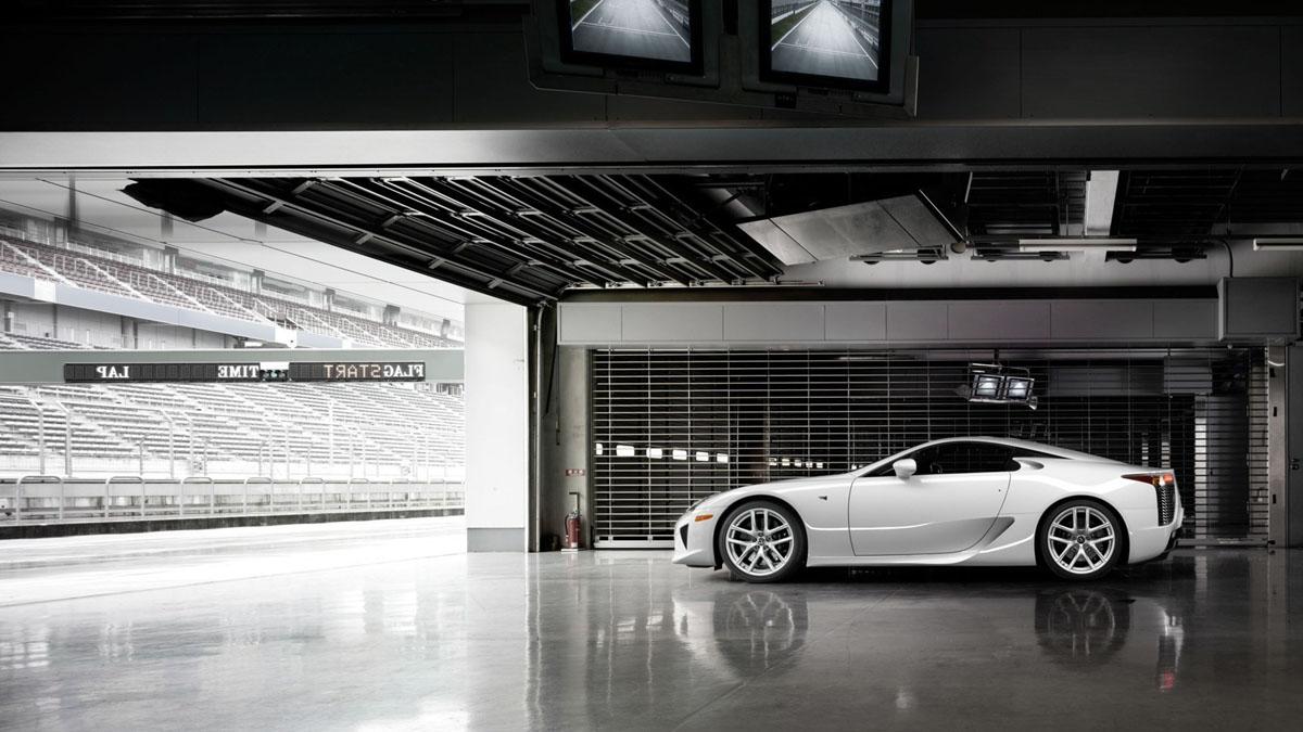 Lexus 的历史,一个平民品牌进军豪华市场的故事!(4)