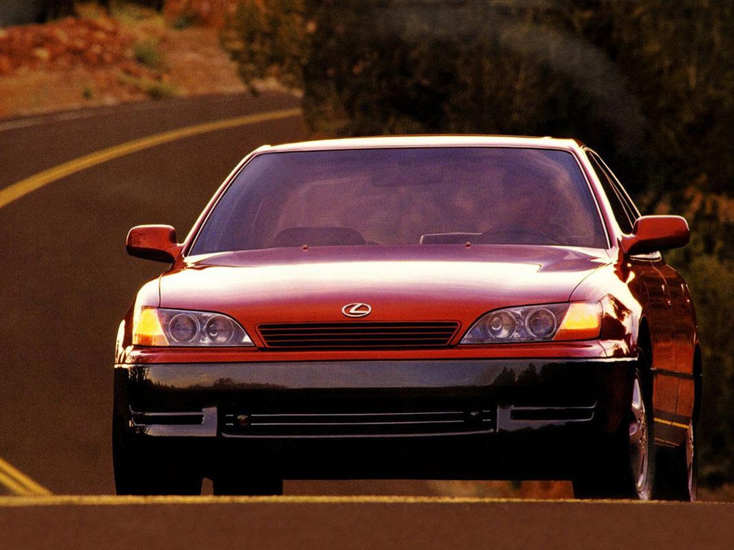 Lexus 的历史,一个平民品牌进军豪华市场的故事!(2)