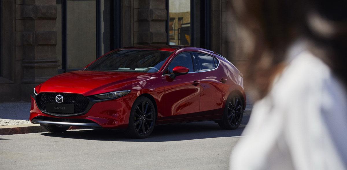 新一代 Mazda3 MPS 依然不在计划中!