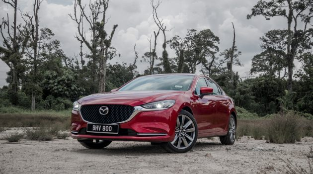 图库: 2018 Mazda6 2.5 Skyactiv-G ,售价 RM 189,698.47。