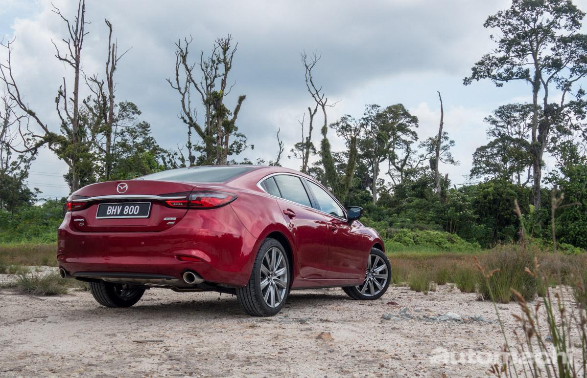 2018 Mazda6 2.5 Skyactiv-G ,魂动的魅力!